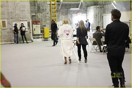 La nueva campaña de Britney Spears para Candies-08