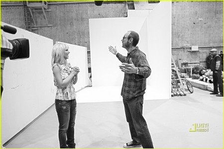 La nueva campaña de Britney Spears para Candies-09