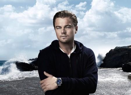 Leonardo DiCaprio diseñador de relojes por el medio ambiente1
