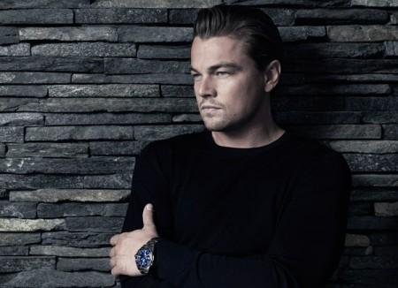 Leonardo DiCaprio diseñador de relojes por el medio ambiente2