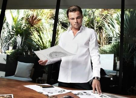 Leonardo DiCaprio diseñador de relojes por el medio ambiente3