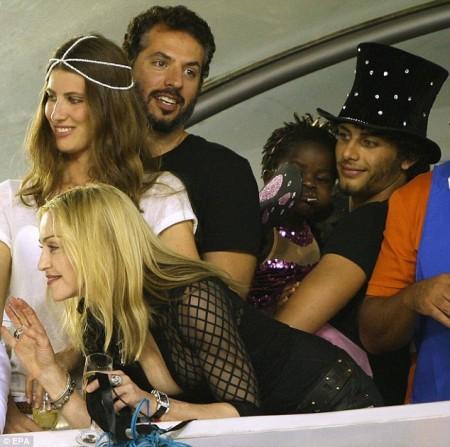 Madonna la pasó de maravillas en el Carnaval-03