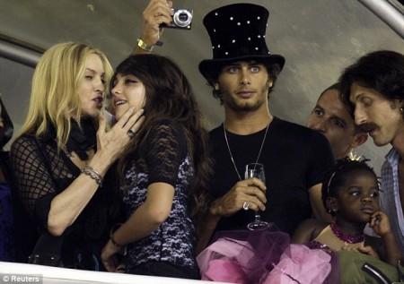 Madonna la pasó de maravillas en el Carnaval-05