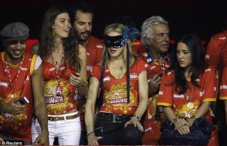 Madonna la pasó de maravillas en el Carnaval-06