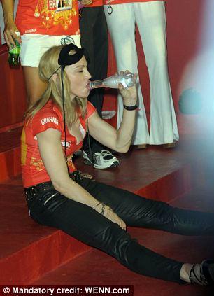 Madonna la pasó de maravillas en el Carnaval-09