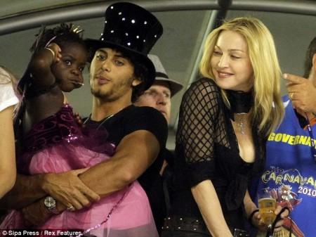 Madonna la pasó de maravillas en el Carnaval-10
