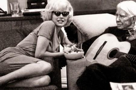 Marilyn Monroe inédita2