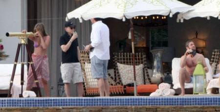 Mas de las vacaciones de Jennifer Aniston y Gerard Butler6