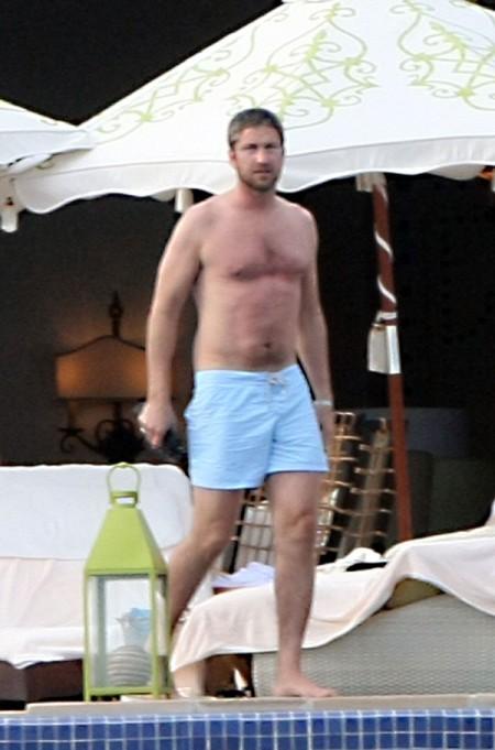Mas de las vacaciones de Jennifer Aniston y Gerard Butler7