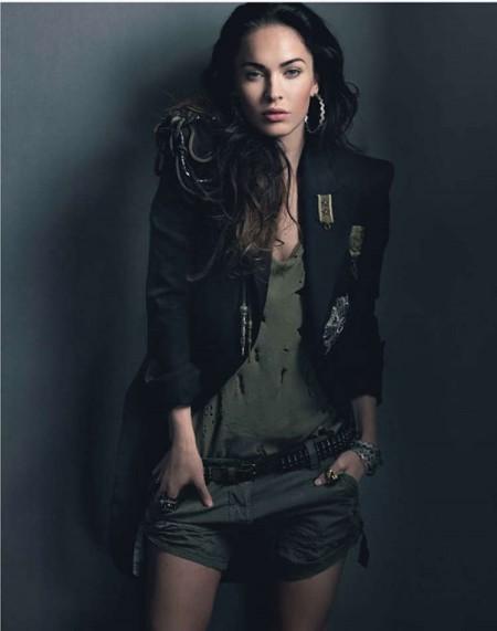 Megan Fox para W Magazine3