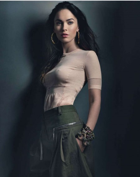 Megan Fox para W Magazine4