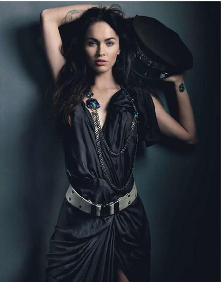 Megan Fox para W Magazine5