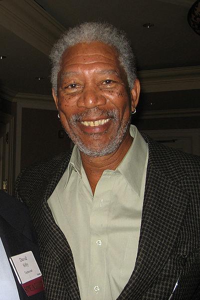 Morgan Freeman aún tiene secuelas del accidente