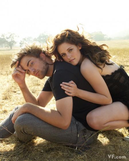 Robert Pattinson y Kristen Stewart juntos11