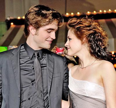 Robert Pattinson y Kristen Stewart juntos5
