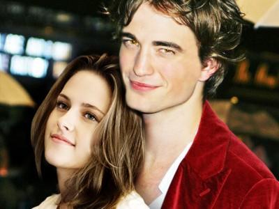 Robert Pattinson y Kristen Stewart juntos8