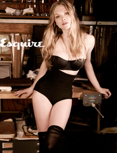 Amanda Seyfried para Esquire Magazine 1