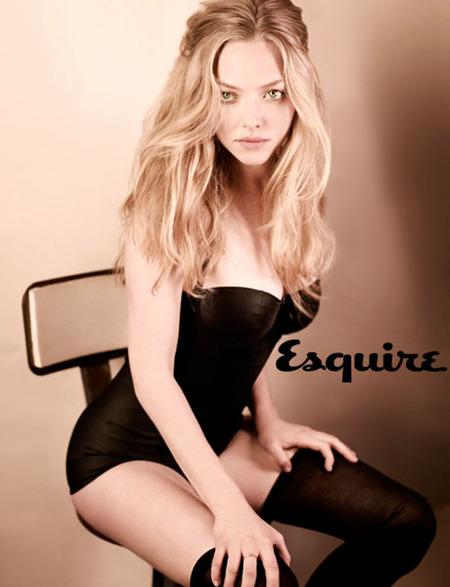 Amanda Seyfried para Esquire Magazine 2