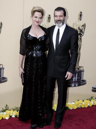 Antonio Banderas y Melanie Griffith 1