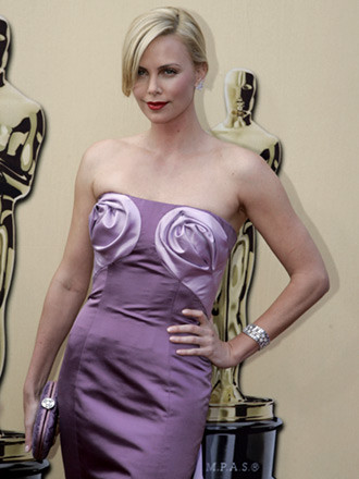 Charlize Theron by Christian Dior 2
