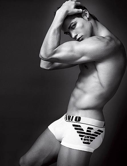 Cristiano Ronaldo para Emporio Armani Underwear 1