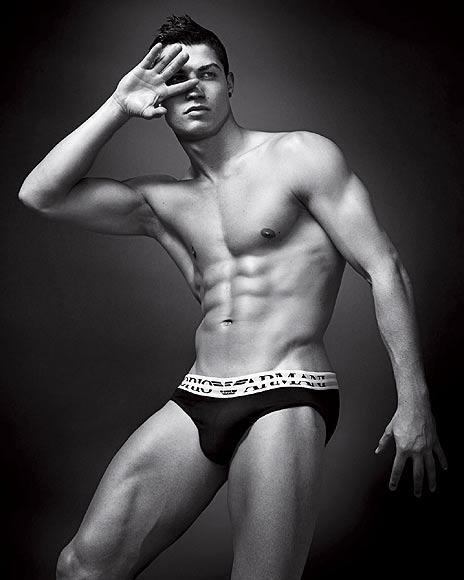 Cristiano Ronaldo para Emporio Armani Underwear 2