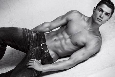 Cristiano Ronaldo para Emporio Armani Underwear 3