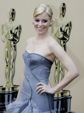 Elizabeth Banks by Versace 1