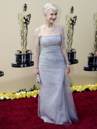 Helen Mirren by Badgley Mischka 1