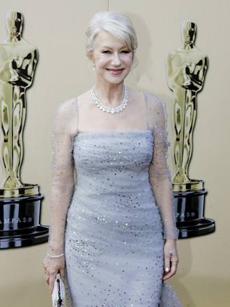Helen Mirren by Badgley Mischka 2