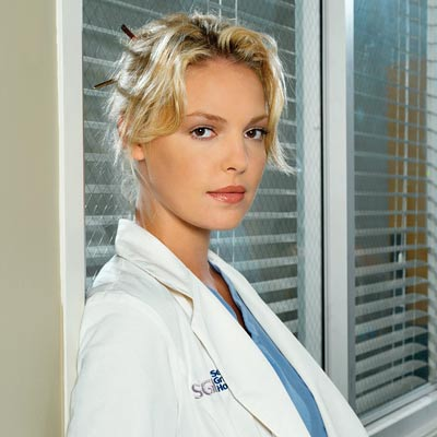 Katherine Heigl no volvería a Grey's Anatomy