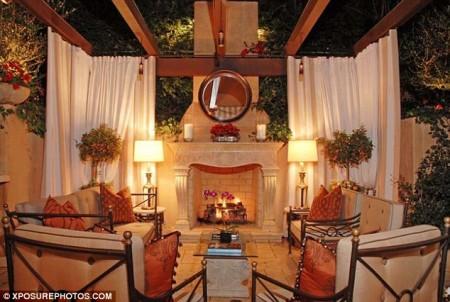 La nueva mansión de Kim Kardashian 8
