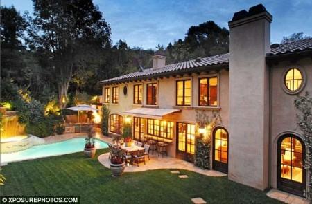 La nueva mansión de Kim Kardashian 9