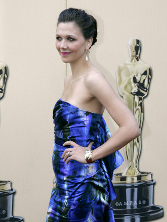 Maggie Gyllenhaal by Dries Van Noten 2