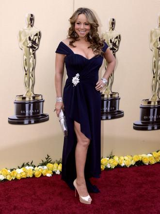 Mariah Carey by Valentino 1