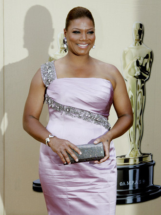 Queen Latifah by Badgley Mischka 2