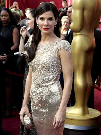 Sandra Bullock by Marchesa 1