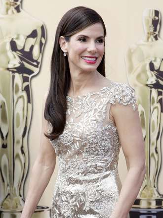 Sandra Bullock by Marchesa 2