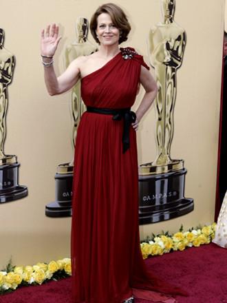 Sigourney Weaver by Lanvin 2