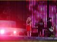 imagen Avril Lavigne en el cierre de los Juegos Olímpicos en Vancouver