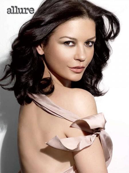 Catherine Zeta-Jones se desnuda 5