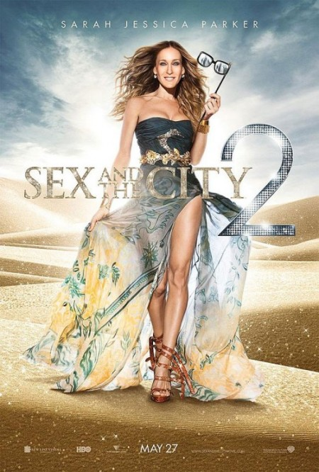 El nuevo poster de Sex and the city 2