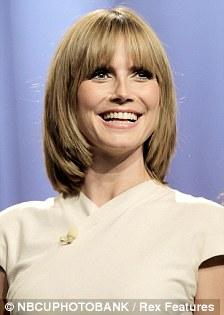 Heidi Klum cambió totalmente de look 1