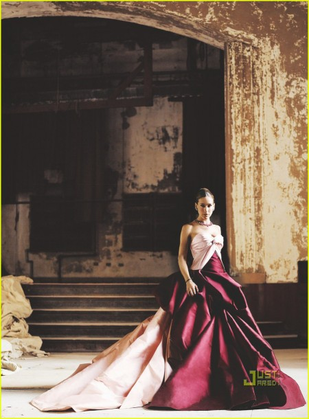 Sarah Jessica Parker para Vogue Magazine 2