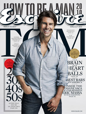 Tom Cruise para Esquire Magazine-02