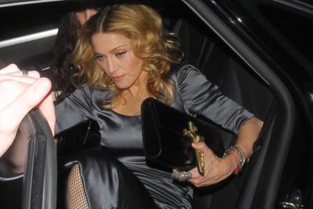 Cumpleaños solitario para Madonna