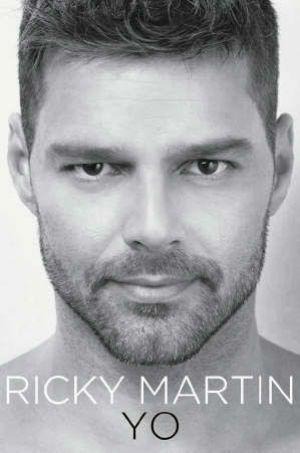Ricky Martin presenta su libro