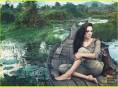 imagen Angelina Jolie posó para la campaña de Louis Vuitton