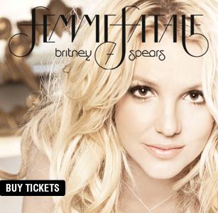 Britney Spears ultima detalles para su nueva gira