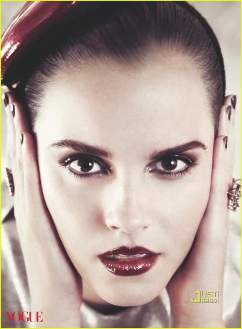 Emma Watson en Vogue Magazine3